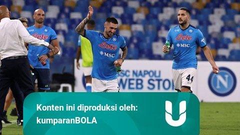 Live Streaming Leicester City vs Napoli di Liga Europa