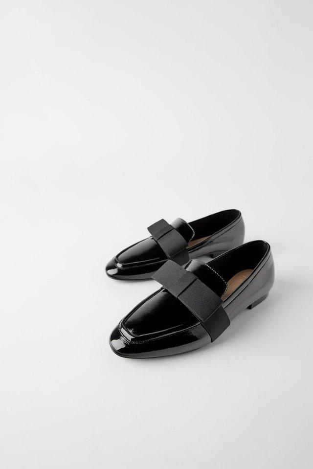 Moccasin. (Zara.com/id)