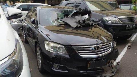 Kesaksian Korban Selamat GrabWheels: Mobil Sama Sekali Enggak Berhenti
