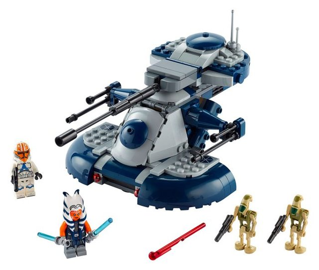 New Star Wars Lego Sets Coming From The Mandalorian Galaxy S Edge Clone Wars And The Skywalker Saga Kurio