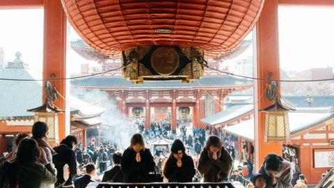 Di Jepang Ada Upacara Keagamaan Mengenang Jatah Cuti yang Tak Diambil Pekerja
