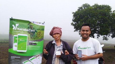 Inovasi Pertanian Indonesia Melalui Big-Data Agriculture