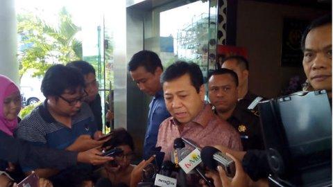 Diperiksa Kejagung, Setya Novanto Bantah Catut Nama Presiden