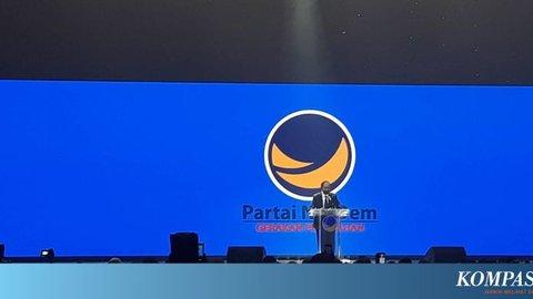 Surya Paloh: Jangan karena Partai Tak Searah, Kita Jadikan Musuh Bebuyutan