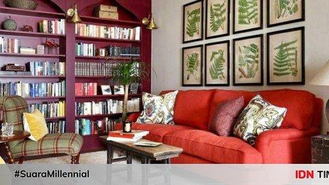 5 tips mendesain ruang membaca yang nyaman, cocok untuk