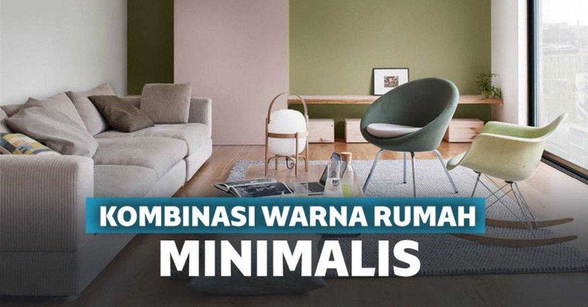 Warna Cat Rumah Minimalis Yang Cerah  bikin elegan 16 kombinasi warna cat rumah minimalis yang