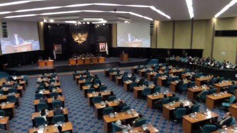 DPRD DKI Setujui Anggaran Balap Formula E Sebesar Rp 360 Miliar