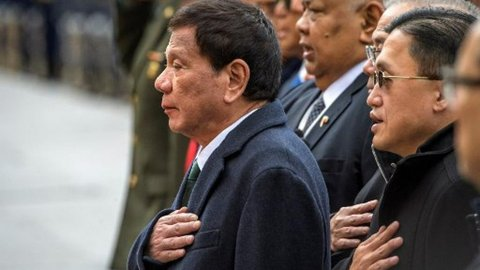 Presiden Filipina Rodrigo Duterte Menderita Penyakit Langka Gangguan Kekebalan Tubuh