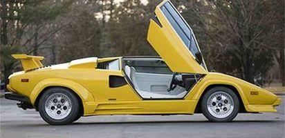 Blast From The Past Lamborghini Design 90 Ketika Produsen Supercar