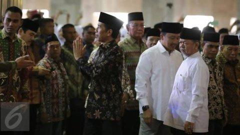 Muhammadiyah Kritik Penetapan Hari Santri, Ini Respons Jokowi