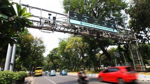 ERP Berlaku di Sisingamangaraja-Sudirman-Thamrin Tahun Depan
