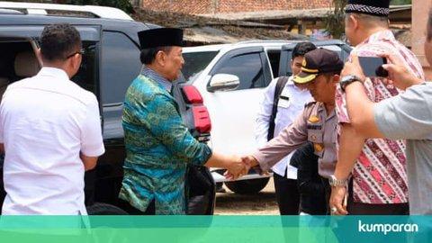Dua Penusuk Wiranto Dibawa Densus 88 ke Mabes Polri
