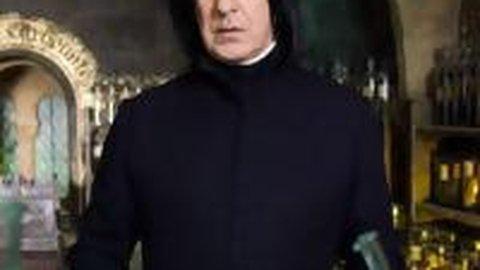 Alan Rickman si Profesor Snape Meninggal Dunia