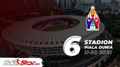 PSSI: Keputusan Final 6 Stadion Piala Dunia U-20 2021 Ada di Tangan FIFA