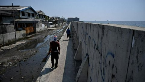 Bukan Cuma Jakarta, Banyak Kota Besar Lain di Indonesia Terancam Tenggelam Pada 2050