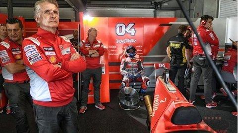 Ini Alasan Mengapa Dovizioso Diizinkan Motocross oleh Ducati Meski Berisiko
