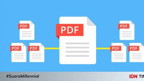Cara Menggabungkan File PDF Bisa Menggunakan 7 Aplikasi Sederhana Ini