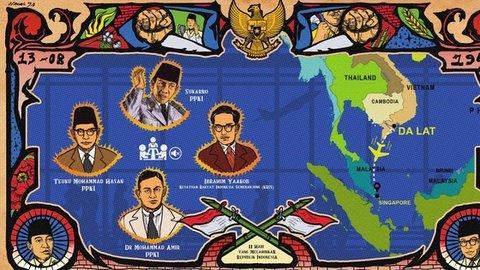 Mufakat Senyap di Malaya yang Bisa Mengubah Sejarah Kemerdekaan RI