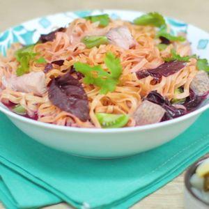 Fish Noodles Soup