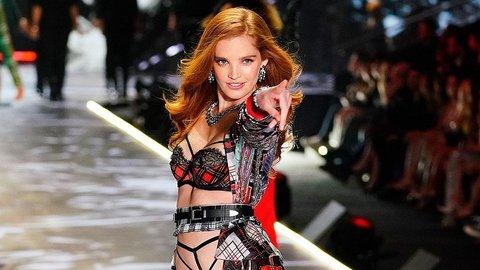 Alexina Graham, Model Rambut Merah Pertama yang Sukses Jadi Model Victoria Secret