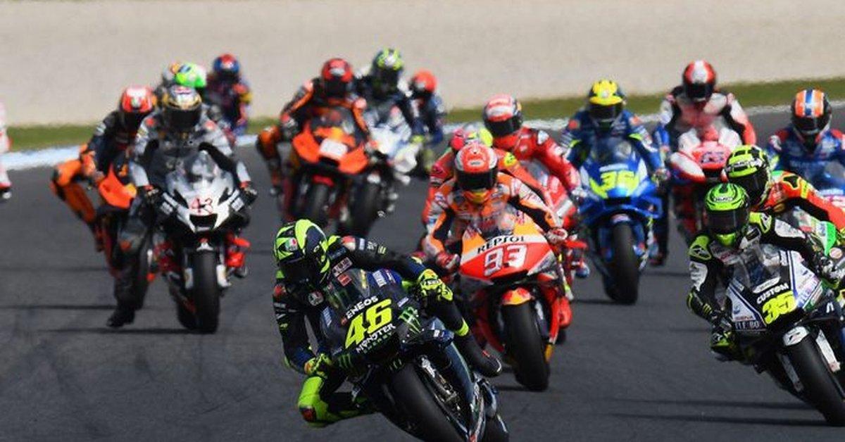 Update Kalender MotoGP 2021, Argentina dan Amerika Ditunda ...
