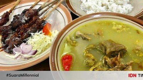 7 Warung Makan Olahan Kambing di Solo, Wajib Dikunjungi Nih!