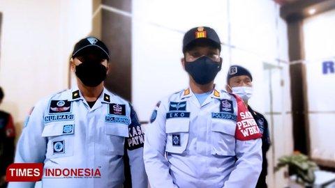 Antisipasi Kebakaran dan Bencana Alam, Rutan Kelas IIB Pacitan Gelar Simulasi