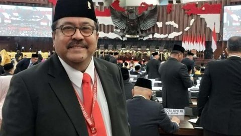Rano Karno Kaget Menko Polhukam Wiranto Ditusuk Pria Tak Dikenal