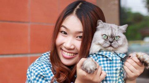 5 Manfaat Memelihara Kucing untuk Kesehatan Mentalmu