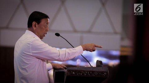 Sekjen PBSI Sesalkan Insiden Penusukan Wiranto, Doakan Segera Pulih