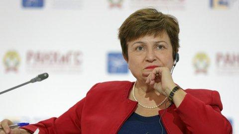 Kristalina Georgieva Bos IMF yang Baru dengan Gaji Rp 6,6 Miliar!
