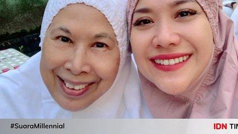 Syahrini hingga Nia Ramadhani, 9 Potret Artis Akrab dengan Ibu Mertua
