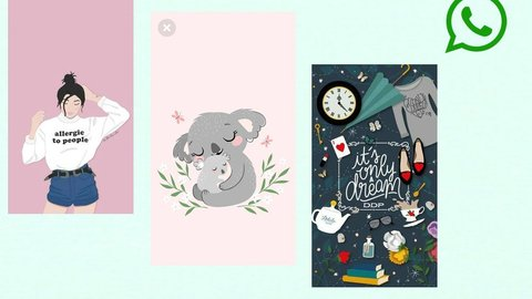 Download 440 Wallpaper Lucu Terbaru 2018 HD Terbaik
