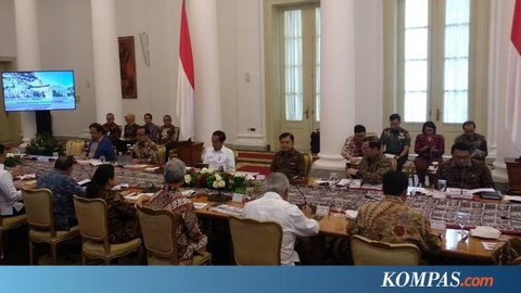 Menerka Nama Menteri yang Akan Tinggalkan Kabinet Jokowi