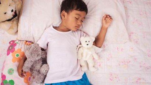 Manfaat Tidur Siang Bagi Anak, Mood Membaik Hingga IQ Melejit