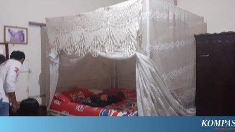 Melihat Ranjang dan Lemari Habibie Kecil di Parepare