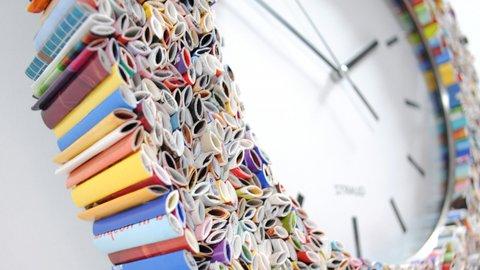 Ide Hiasan Dinding Kamar Tidur Anak Dari Kertas Origami Kurio