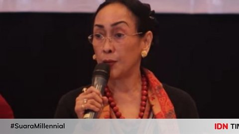Puisi Sukmawati Soekarnoputri Bikin Heboh, Ini Teks Lengkapnya