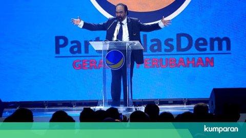 Penjelasan Surya Paloh soal Sindiran Partai yang Mengaku Pancasilais