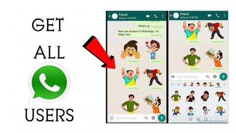 Cara Mudah Pakai Stiker Whatsapp Di Hp Android Yuk Dicoba