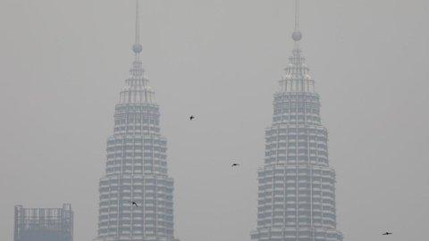 Dituduh Kirim Kabut Asap ke Malaysia, Pemerintah Indonesia Protes dan Ajak Tanding Data