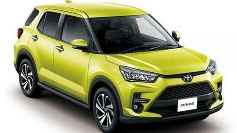 Spesifikasi Lengkap Toyota Raize, SUV Turbo yang Dibanderol Harga Rp 200 Jutaan