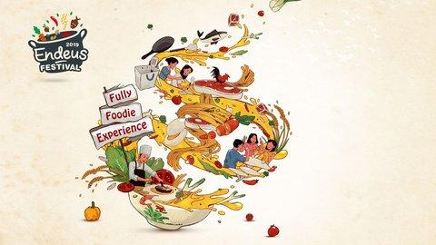 Endeus Festival 2019 Akan Siap Memuaskan Para Pecinta Kuliner Indonesia