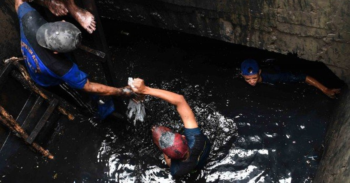 DPRD Ingatkan Gorong-gorong Bisa Sebabkan Banjir di Ibu Kota  KURIO