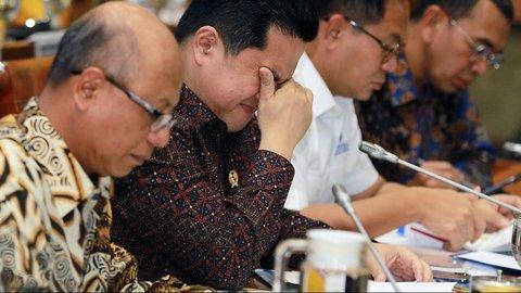 Garuda Indonesia, Erick dan Warisan Soeharto
