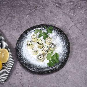 Tuna Mayo Zucchini Rolls