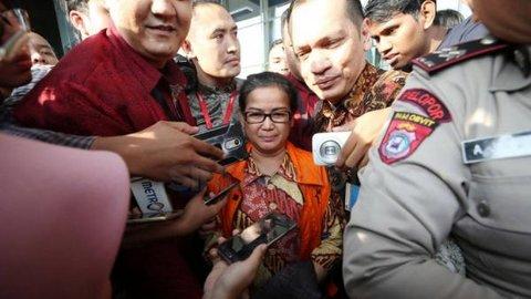 Dulu Tersangka Keterangan Palsu, Miryam Haryani Kini Terjerat Korupsi E-KTP