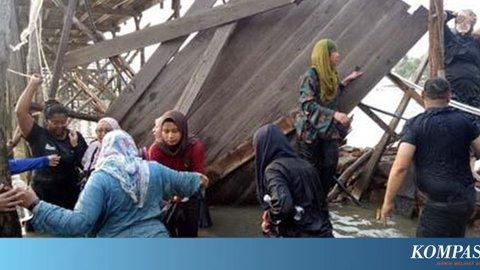 Jembatan Ambruk, Manajemen Montigo Resort Sebut karena Kelebihan Kapasitas