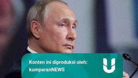 Puluhan Orang di Lingkar Dekat Vladimir Putin Terinfeksi Virus Corona