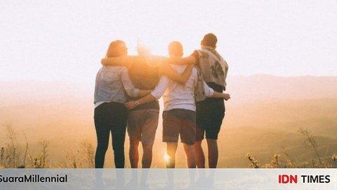 Kelilingi Dirimu dengan 5 Tipe Orang Ini, Hidupmu Pasti Lebih Bahagia!
